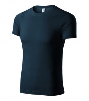 Peak Unisex T-shirt with tear-off label
