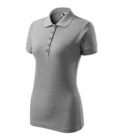 Heavyweight ladies polo shirt Pique Polo