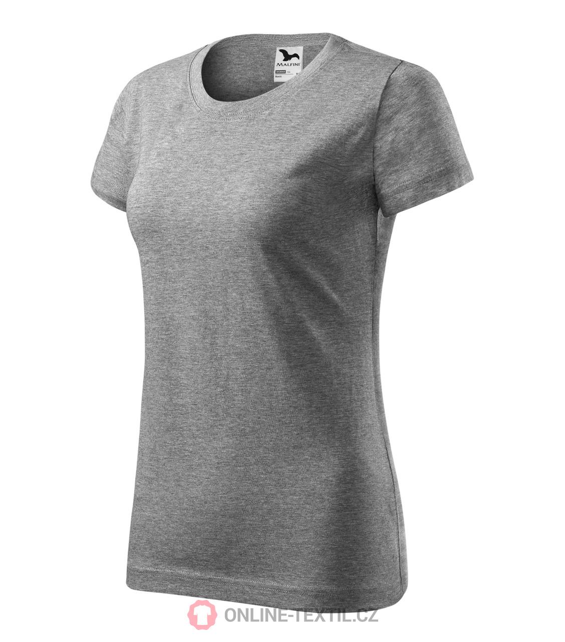 dark gray t shirt womens