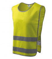 Unisex reflective Classic Safety Vest Rimeck