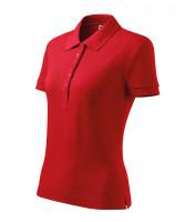 Ladies Polo Shirt Cotton Heavy