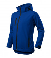Kids softshell jacket Performance with removable hood