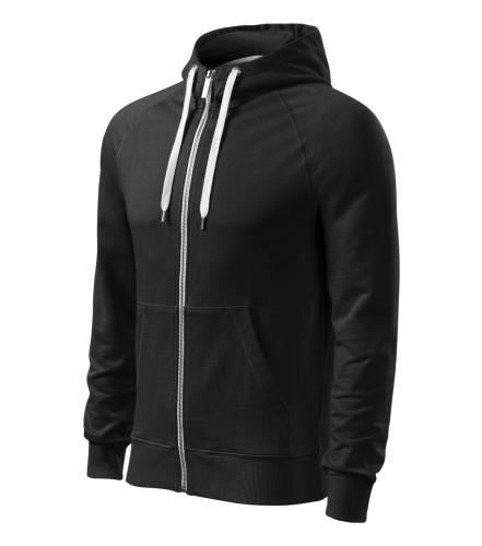 Premium gents cotton sweatshirt Voyage with hood