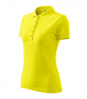 Pique Polo Polo Shirt Ladies