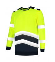weater High Vis Bicolor weatshirt Gents