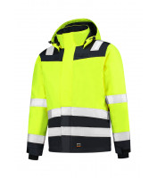 idi Parka High Vis Bicolor Work Jacket Gents