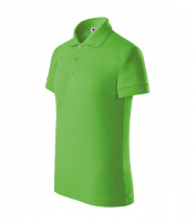Heavyweight kids polo shirt Pique Polo