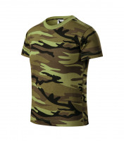 Army Camouflage T-shirt Kids