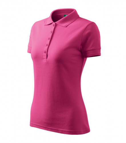 Pique Polo Polo Shirt Ladies