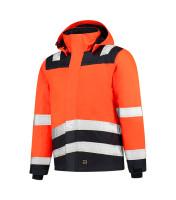 idi Parka High Vis Bicolor Work Jacket Gents