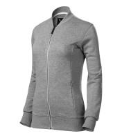 Premium ladies cotton sweatshirt Bomber