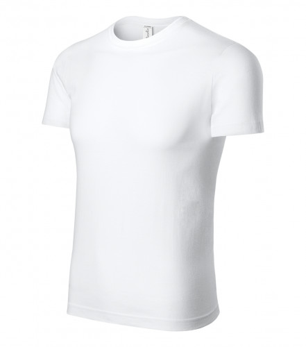 Paint Unisex T-shirt with tear-off label