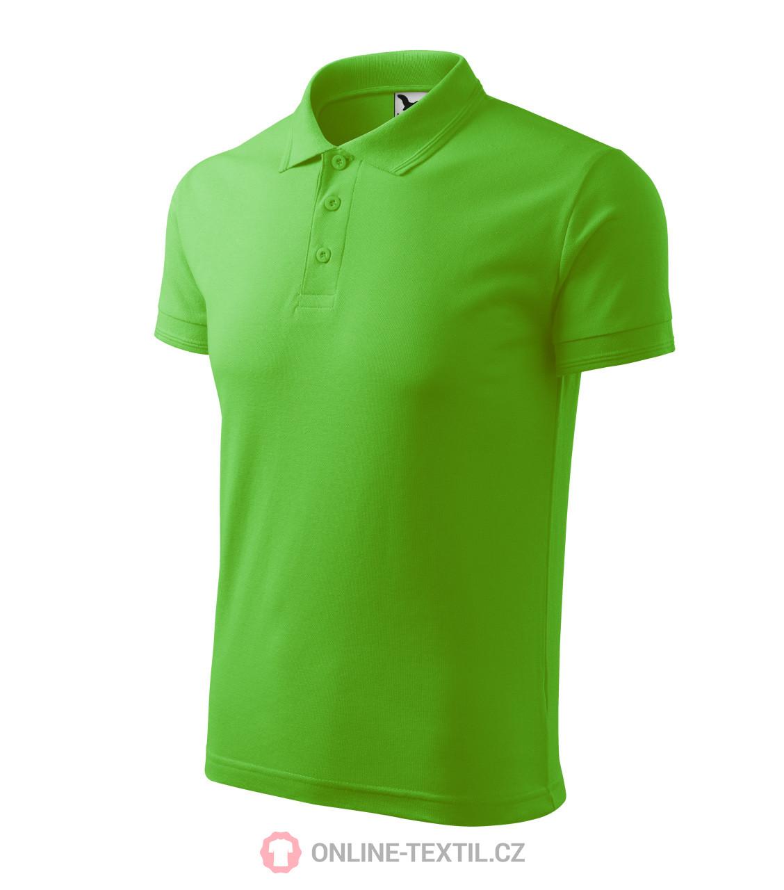 green t shirt polo